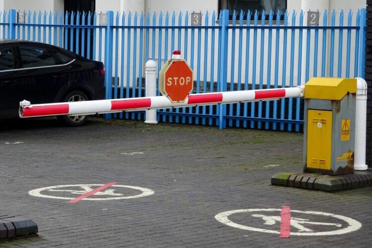 barriere parking